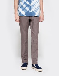 The Hill Side Mil Chinos Mallow Grey