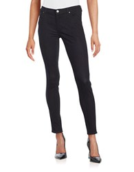 Elie Tahari Azella Cotton Stretch Skinny Jeans Black