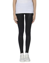Fracomina Trousers Leggings Women Black