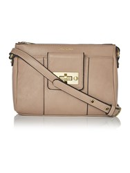 Ollie And Nic Bella Neutral Small Crossbody Neutral