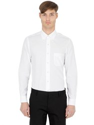 Brooks Brothers Extra Slim Button Down Cotton Shirt