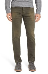 Ag Jeans Men's 'Matchbox' Slim Fit 2 Years Army Green