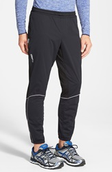 Craft 'Defense Wind' Running Pants Black