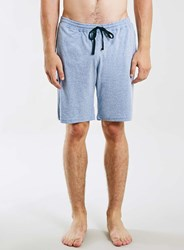 Topman Blue Loungewear Shorts