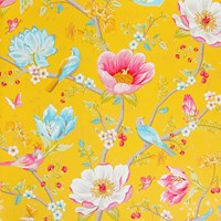 Pip Studio Chinese Garden Wallpaper 341006 Yellow