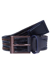 Ted Baker Scorpio Braided Belt Black