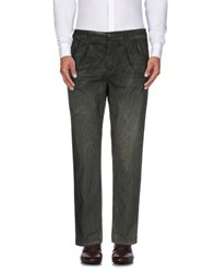 People Trousers Casual Trousers Men Green