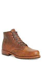 Wolverine Men's 'Evans' Plain Toe Boot