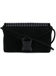Christopher Kane 'Devine' Crossbody Bag Black