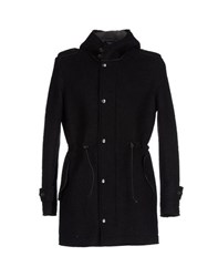 Kaos Coats And Jackets Coats Men Black