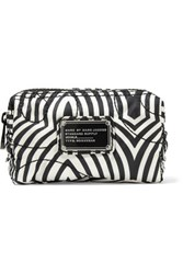 Marc By Marc Jacobs Printed Shell Cosmetics Case Black