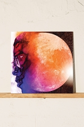 Urban Outfitters Kid Cudi Man On The Moon The End Of Day Lp Assorted