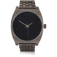 River Island Mens Grey Square Case Watch