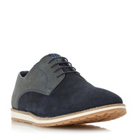 Linea Belushi Wedge Shoes Navy
