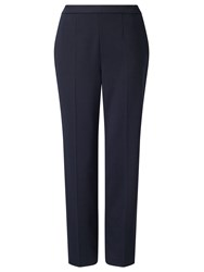 Eastex Ponte Trousers Navy
