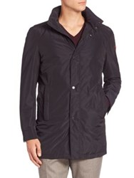 Strellson Travel Jetstreamer 2 In 1 Jacket Navy