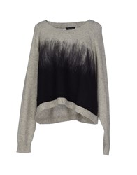 5Preview Sweaters Light Grey