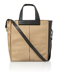 Mary Portas Stella Tote Bag Cream