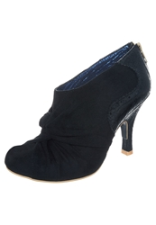 Irregular Choice Elementary Ankle Boots Black