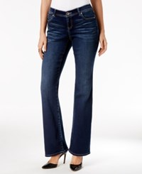 Inc International Concepts Curvy Amarillo Wash Bootcut Jeans Only At Macy's