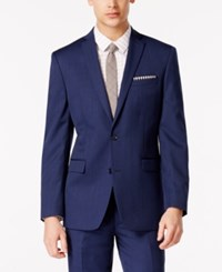 Bar Iii Cobalt Blue Slim Fit Jacket Only At Macy's