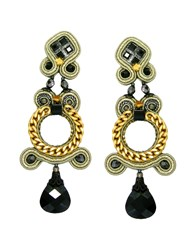 Dori Csengeri Jewellery Earrings Women Light Grey