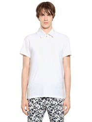 Jil Sander V Neck Cotton T Shirt