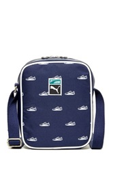 Puma Sneaker Pete Shoulder Bag Blue