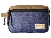 Hex Dopp Kits Aspect Khaki Denim Bags Beige