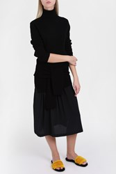 Joseph Women S The Knit Skirt Boutique1 Black