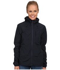 Fj Llr Ven High Coast Wind Jacket Navy Women's Coat