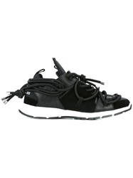 Dsquared2 'Bungy Jump' Sneakers Black