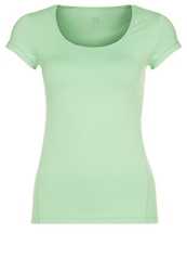 Casall Essentials Sports Shirt Chromium Light Green