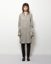Maison Martin Margiela Slit Shoulder Shirtdress
