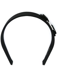 Salvatore Ferragamo 'Vara' Headband Black