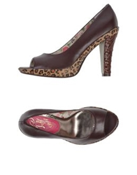 Poetic Licence Pumps Cocoa