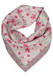 Guess Forget Me Not Scarf Light Rose Multi