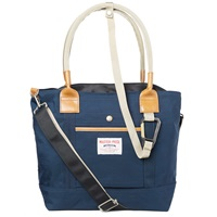 Master Piece Series Two Way Tote Navy
