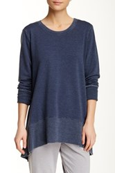 Central Park West The Butler Pullover Blue