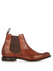 Church's Houston Chelsea Boots Brown