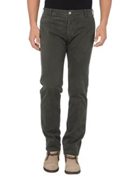 Avio Casual Pants Dark Brown
