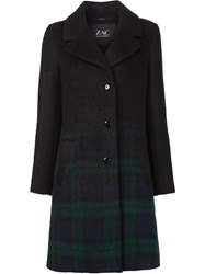 Zac Posen 'Hudson' Coat Black