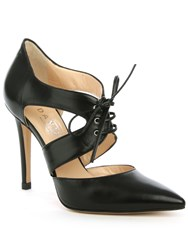 Daniel Whitestone Lace Front Court Shoes Black
