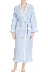 Women's Eileen West Seersucker Ballet Robe