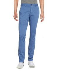 Strellson Slim Fit Chinos Pastel Blue