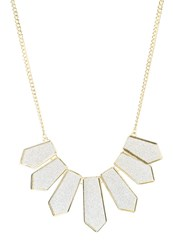 Miss Selfridge Necklace Silvercoloured Gold