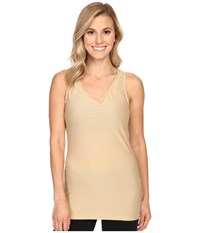 Exofficio Give N Go Tank Top Nude Women's Sleeveless Beige