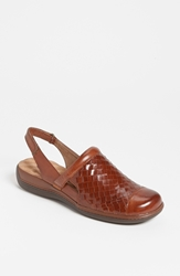 Softwalk 'Salina' Clog Rust Burnished