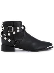 Senso 'Danny' Ankle Boots Black