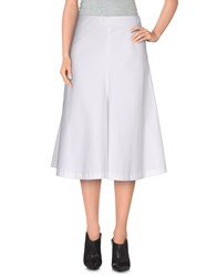 Laviniaturra Skirts 3 4 Length Skirts Women Black